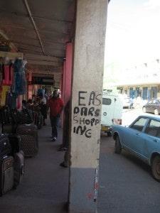 EAS jõudis Keeniasse