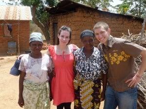 Küla naistega