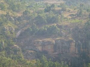 Keenia maastik