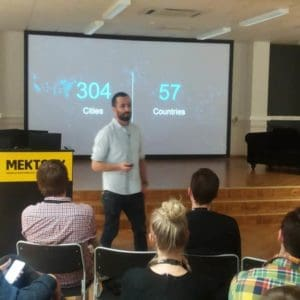 Mobile Summit Estonia 2015 - Uber