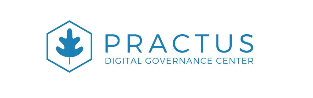 Practus Digital Governance Center Logo
