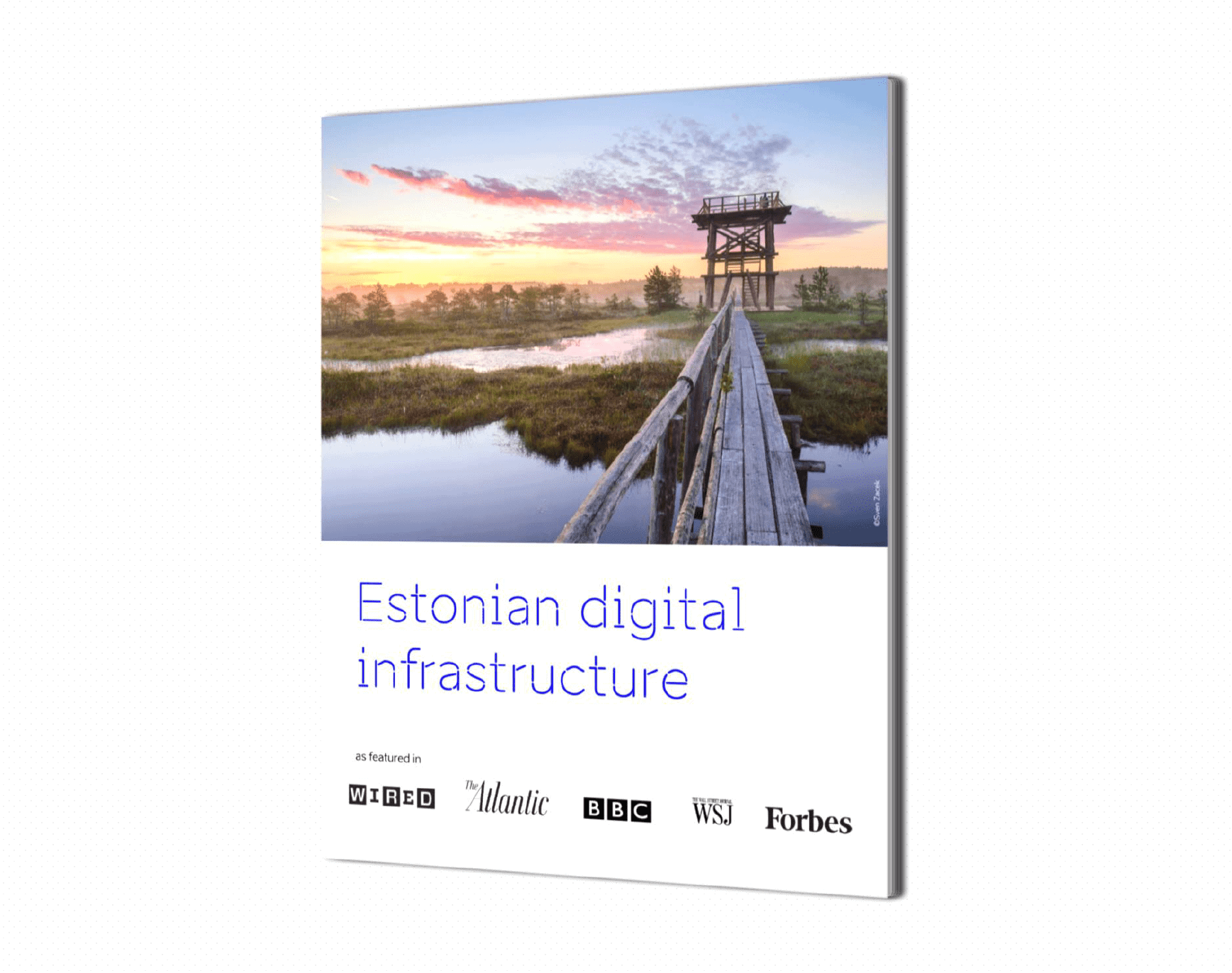 Report: Estonian Digital Infrastructure