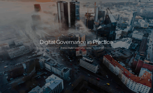 Practus Digital Governance Center